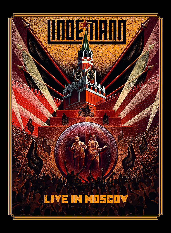 Till Lindemann Live in Moscow Rammstein