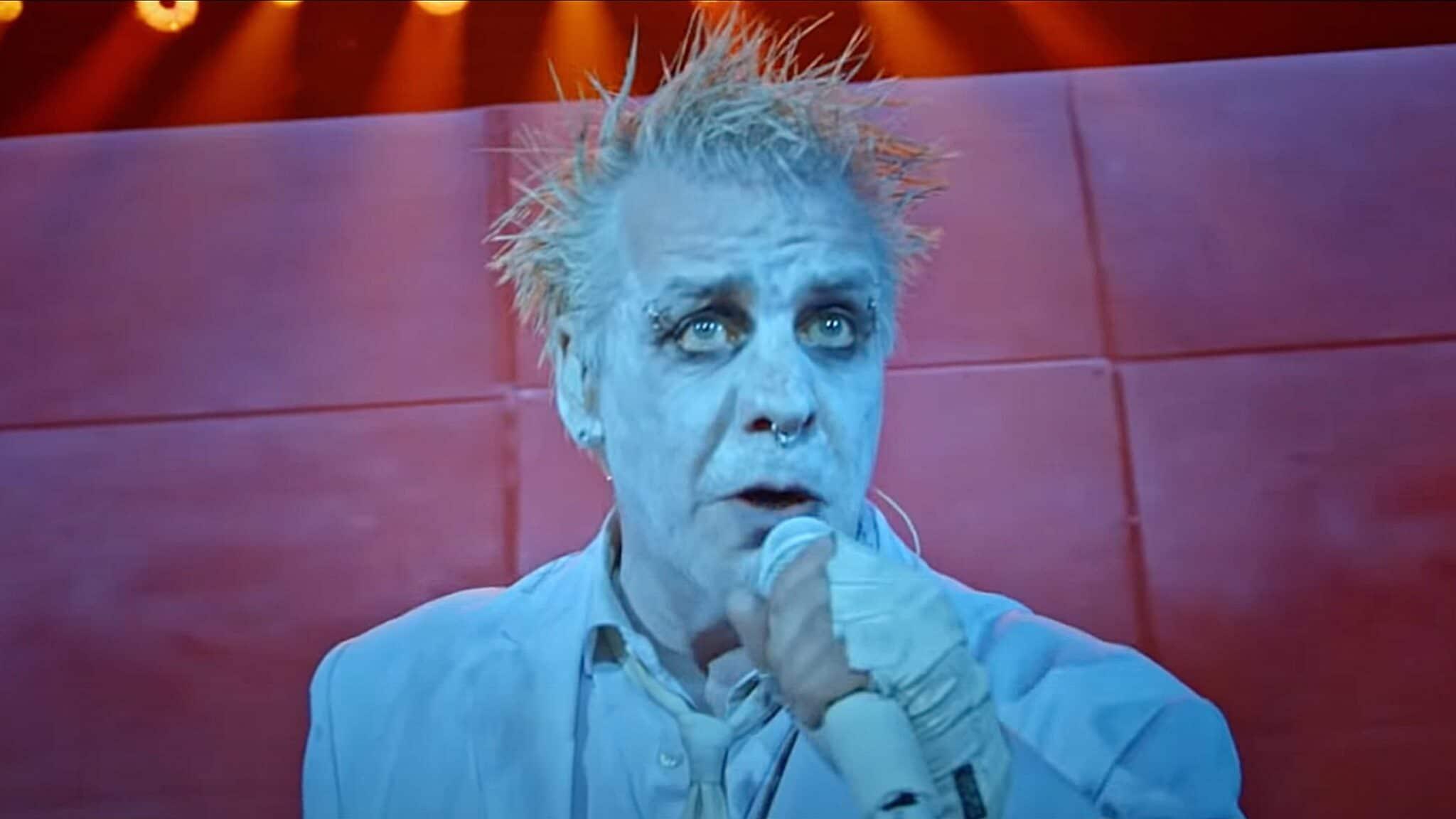 Lindemann Rammstein