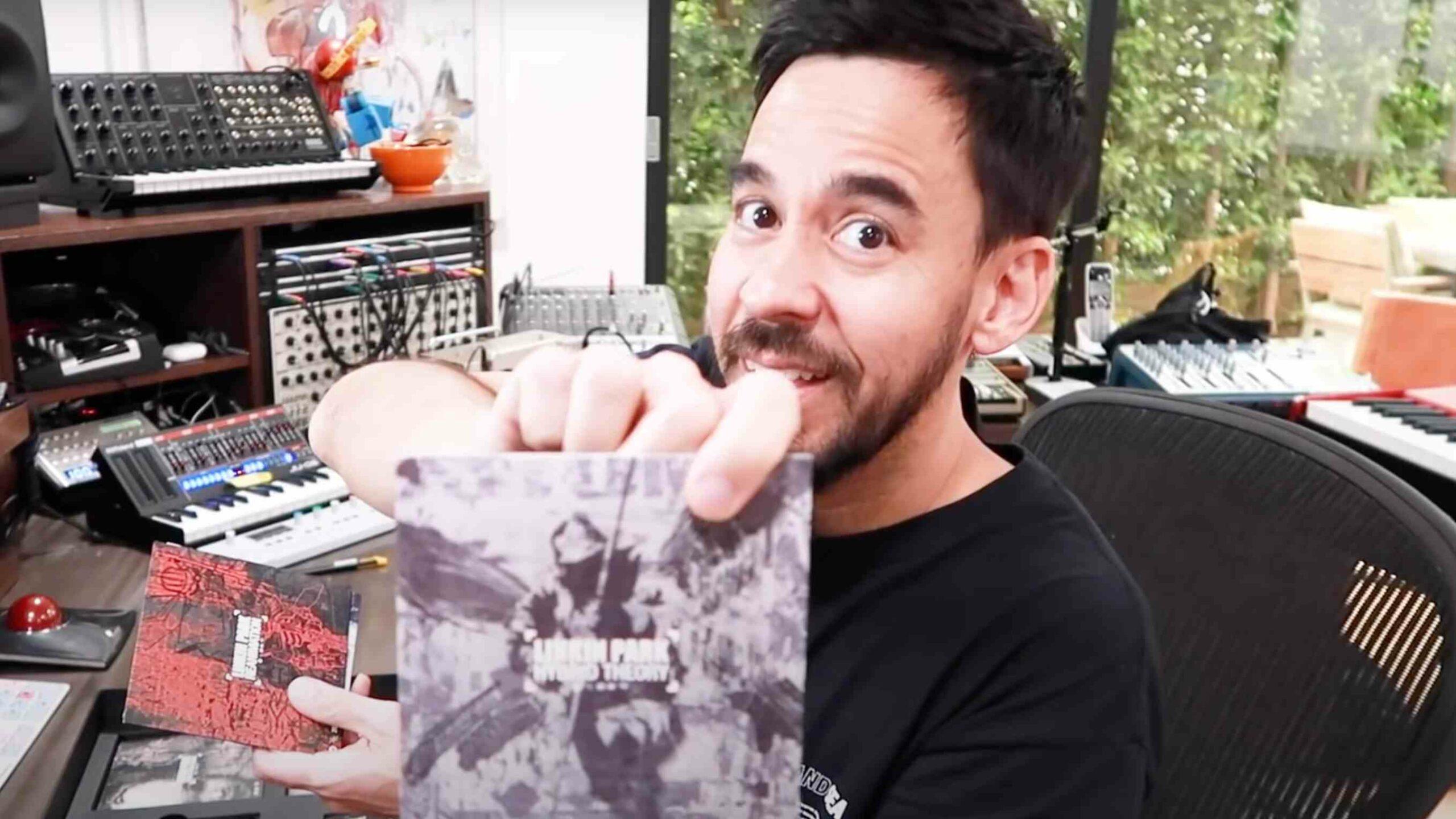 Linkin Park Hybrid Theory Mike Shinoda