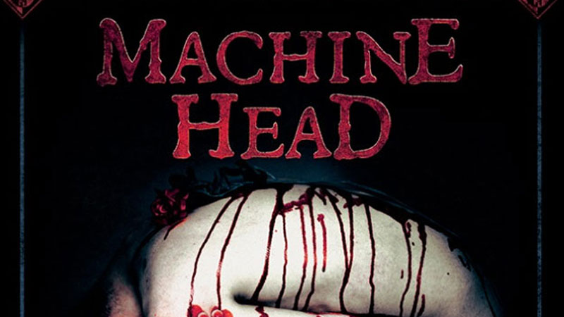 Machine Head Catharsis Neues Album 2018