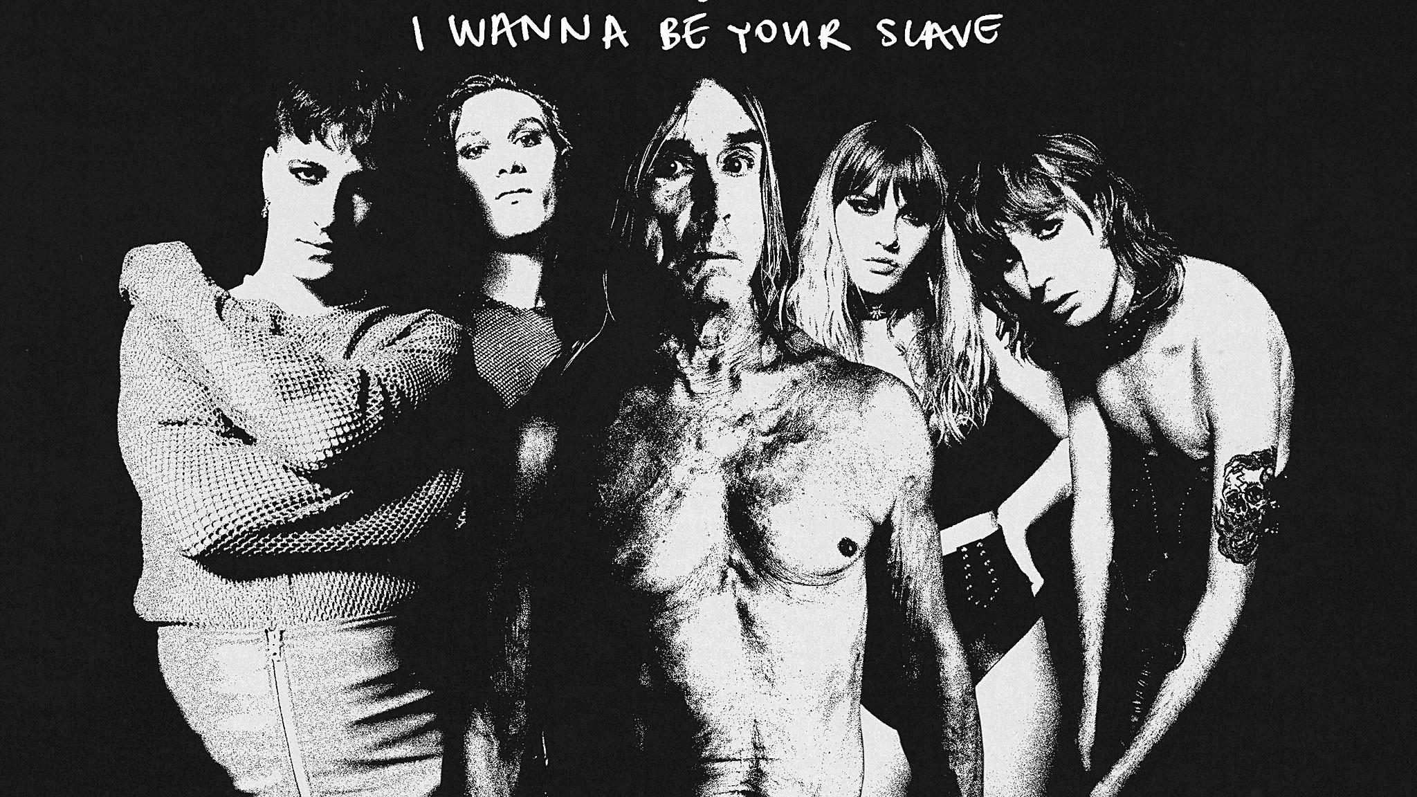 Måneskin Maneskin Iggy Pop I Wanna Be Your Slave