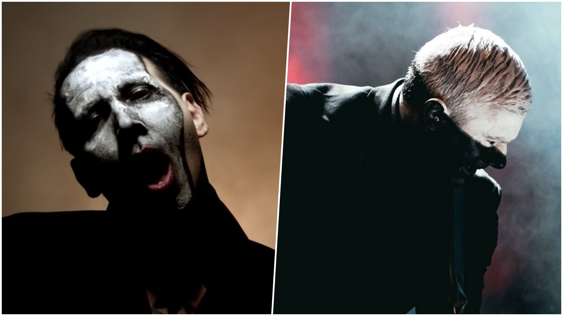 Marilyn Manson Limp Bizkit Wes Borland