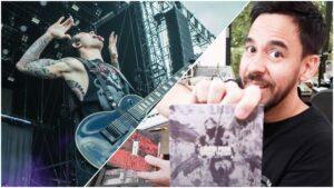 Matt Heafy Mike Shinoda Linkin Park