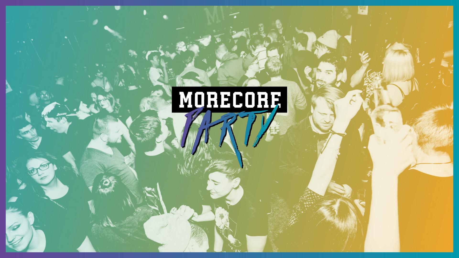 MoreCore Party Frankfurt
