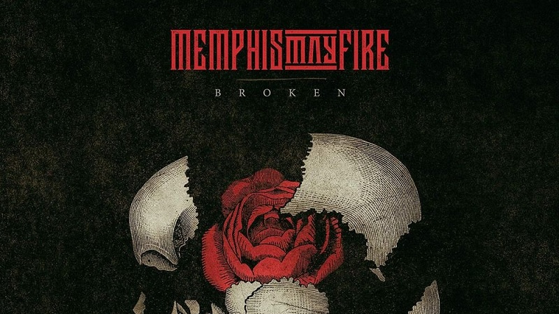 Memphis May Fire Broken