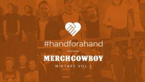 Merchcowboy Mixtape Vol. 1 Promo Itchy Donots Madsen Kmpftsprt