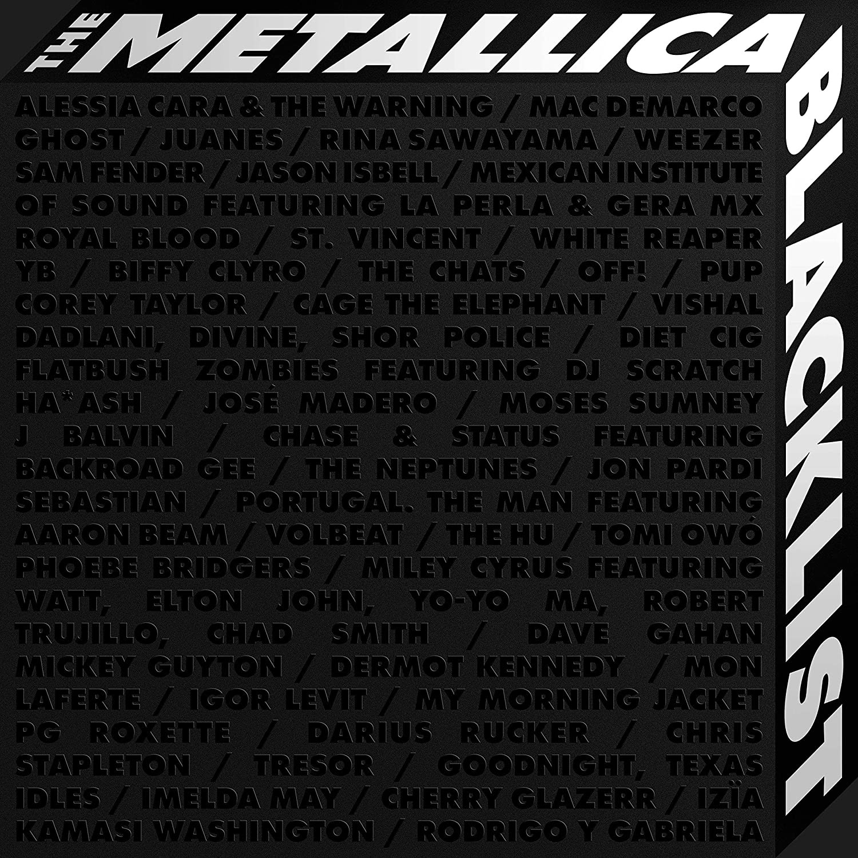 Metallica The Metallica Blacklist