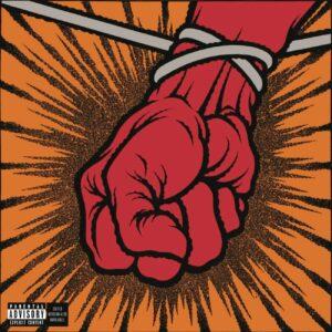 Metallica St. Anger St