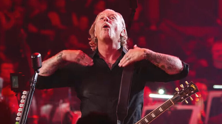 Metallica James Hetfield SM2
