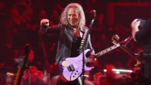 Metallica Kirk Hammett SM2