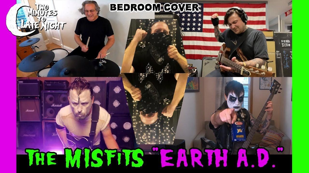 Misfits My Chemical Romance Hatebreed Dillinger Escape Plan