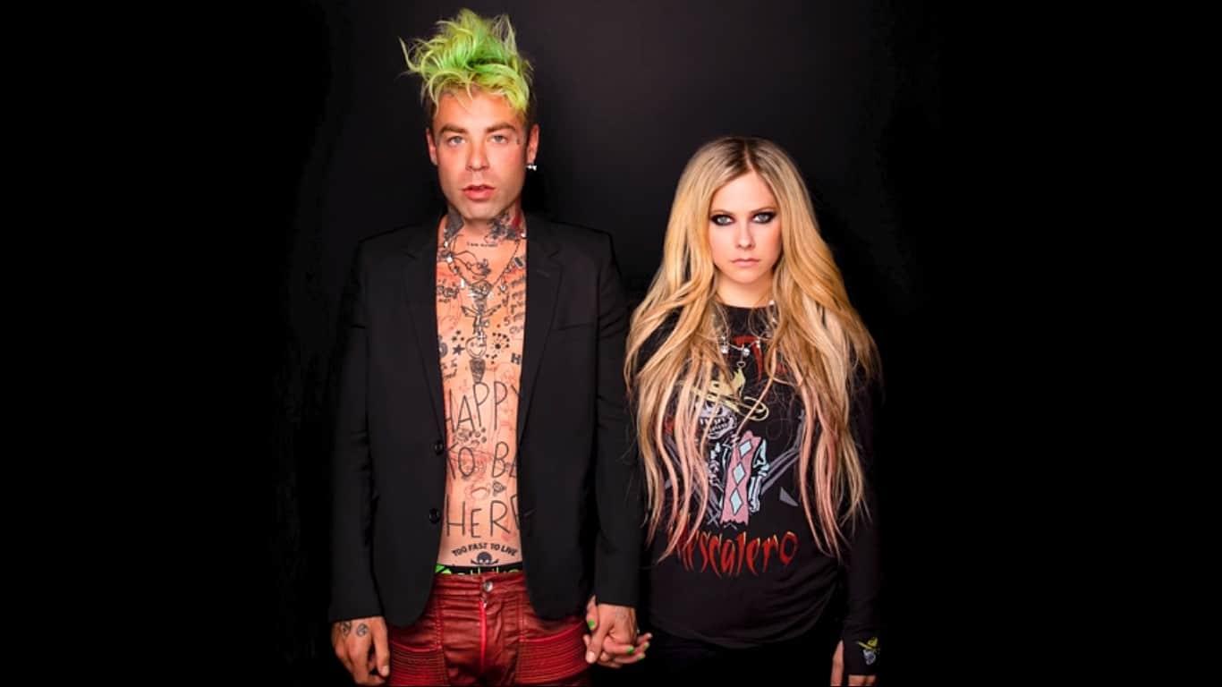 Mod Sun Avril Lavigne