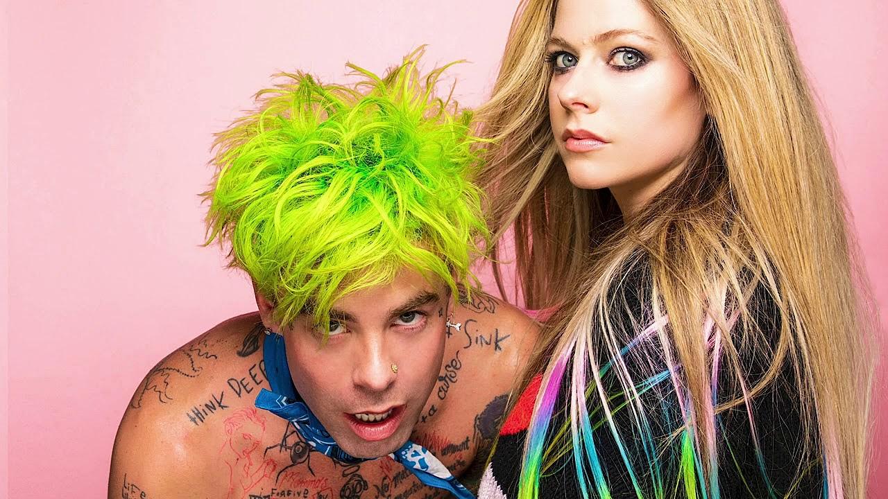 Avril Lavigne Mod Sun
