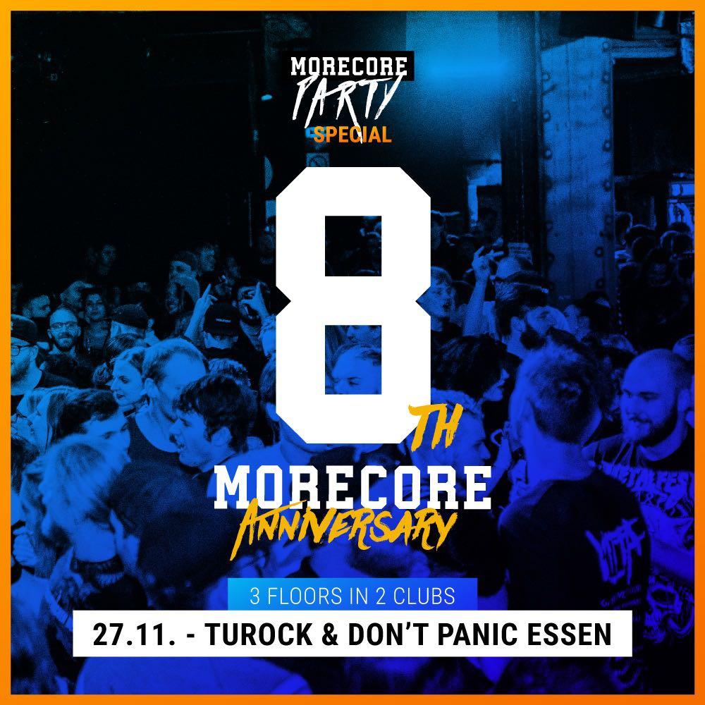 MoreCore Party Essen