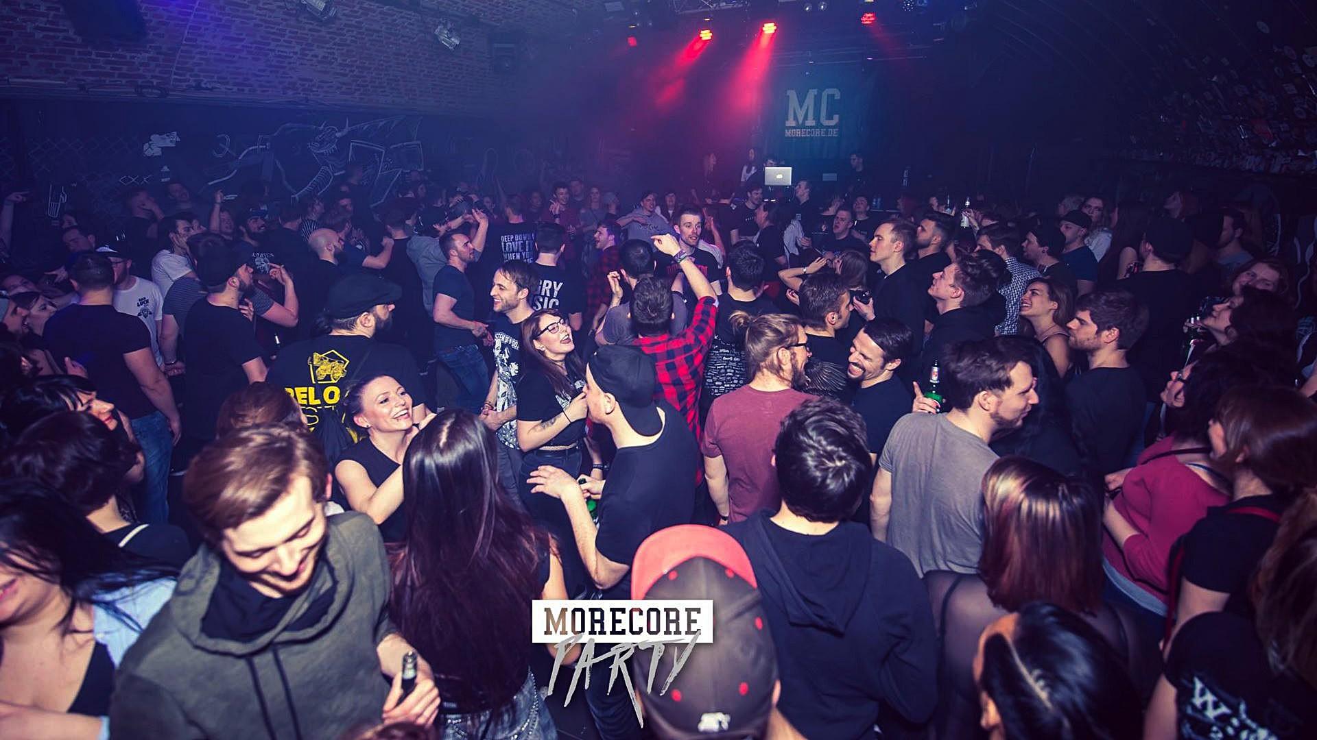 MoreCore Party