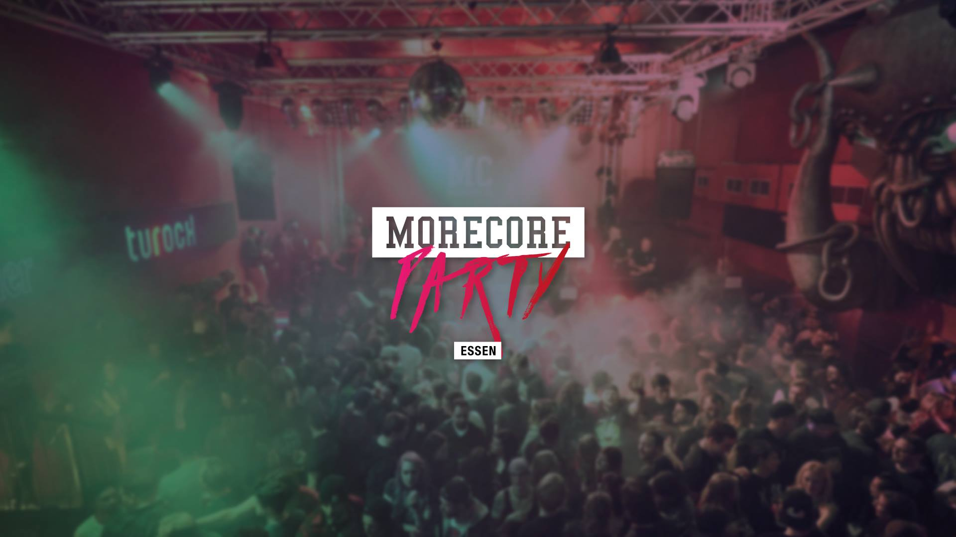 MoreCore Party Essen