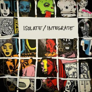 Mrs Goat Avalanche Isolate / Integrate