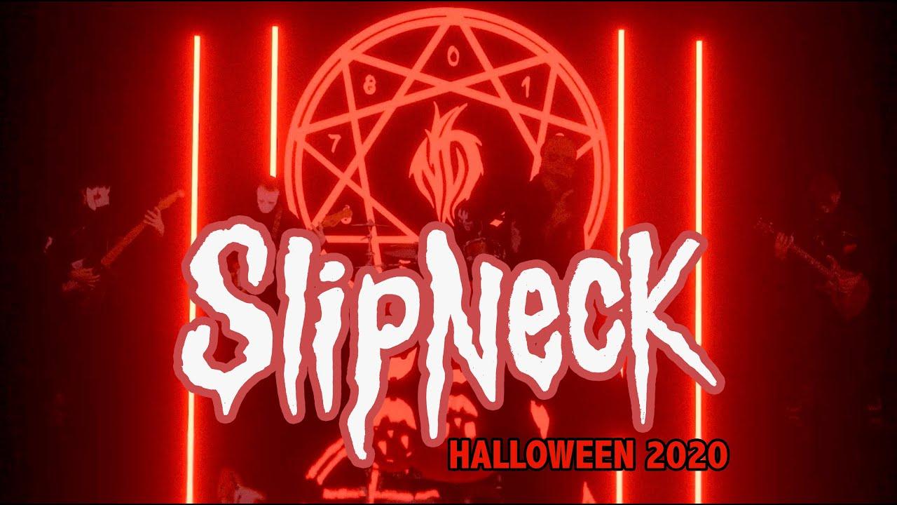 Neck Deep Slipknot SlipNeck