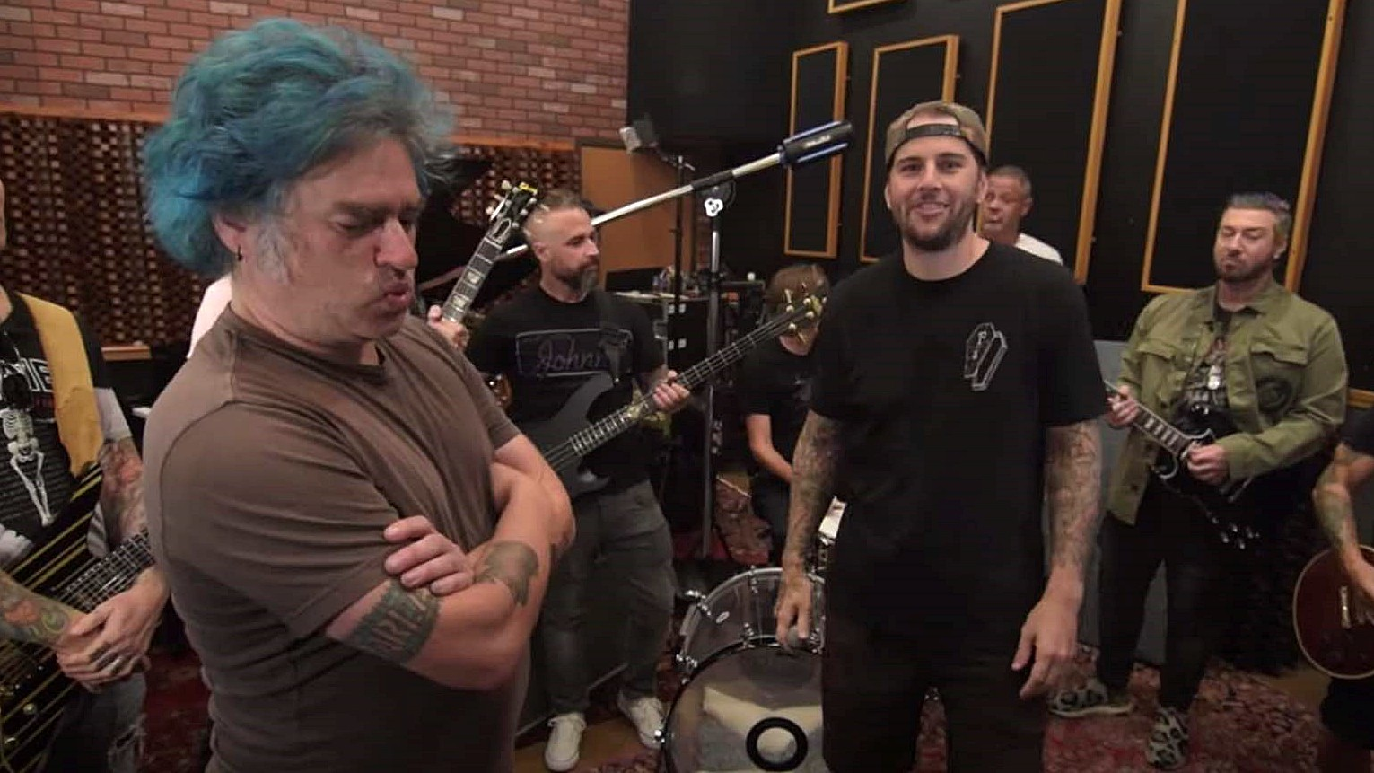 NOFX Avenged Sevenfold