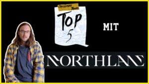 Northlane Nic Pettersen