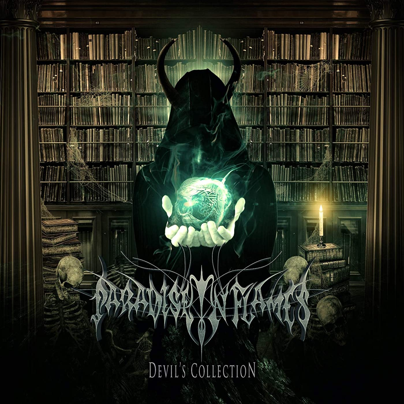 Paradise In Flames Devil's Collection