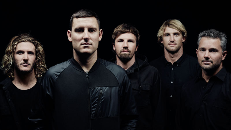 Parkway Drive PWD Reverence