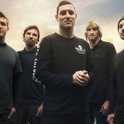 Parkway Drive Tickets Tour