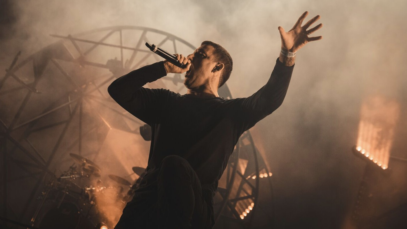 Parkway Drive Winston McCall