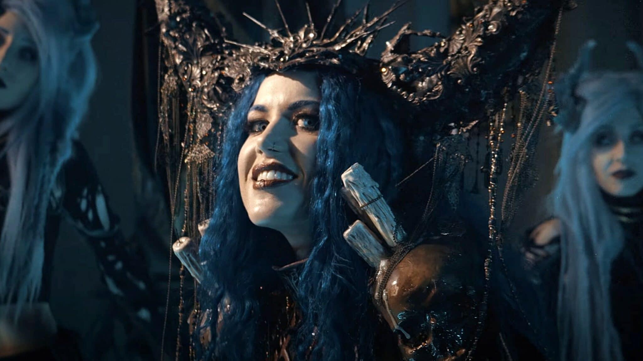 Powerwolf Alissa White-Gluz Arch Enemy