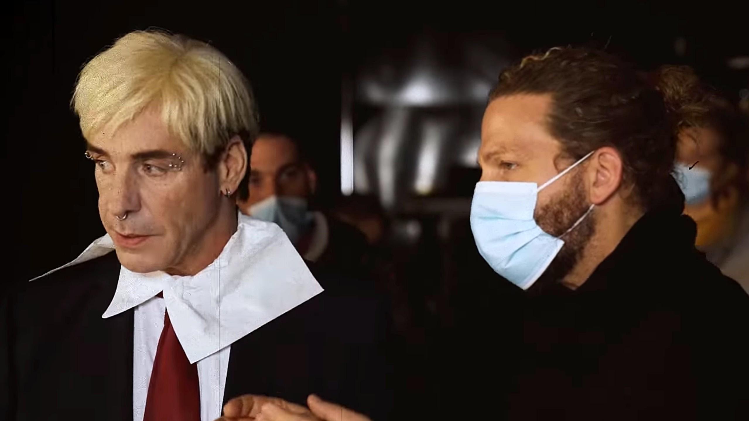 Rammstein Till Lindemann Likemeat Vegan