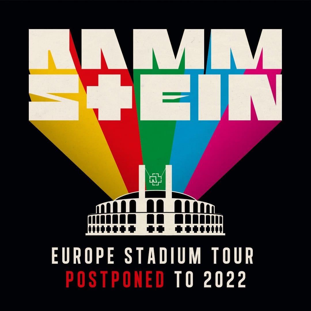 Rammstein Tour Konzerte 2022 Tickets