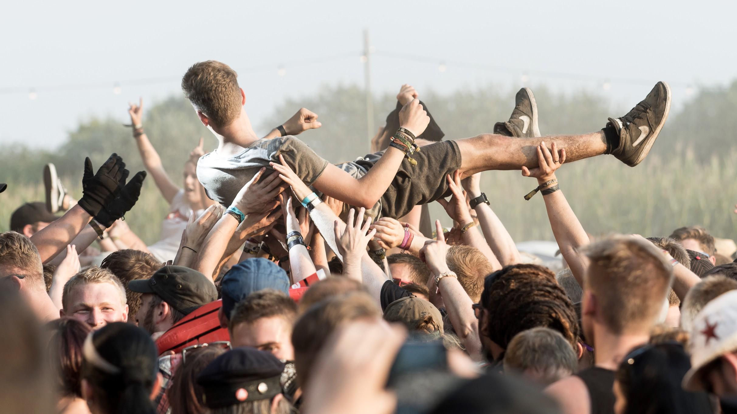 Coachella Death Metal Heavy Metal Spotify Corona Coronavirus Spotify Störung Festival Festival-Sommer