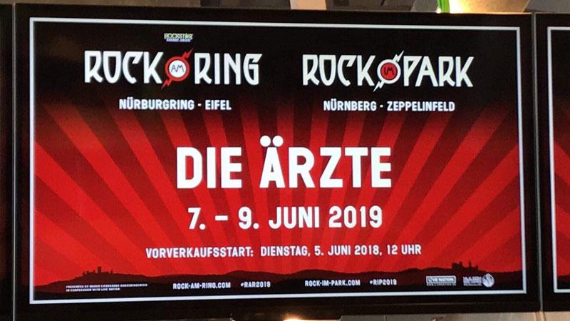 Rock Am Ring Karte.Rock Am Ring Rock Im Park Termin Preise Und Vorverkauf Für 2019