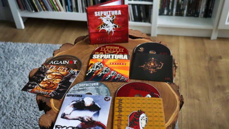 Sepultura Sepulnation The Studio Albums 1998 - 2009