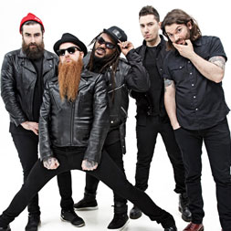 Skindred Tickets Tour