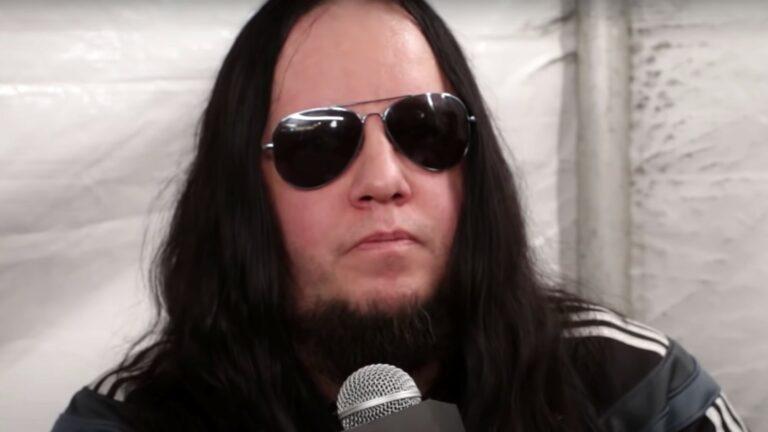 Slipknot Joey Jordison