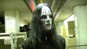 Slipknot Joey Jordison tot