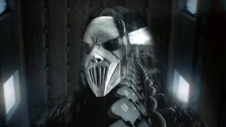 Slipknot Mick Thomson