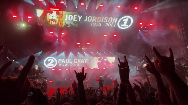 Slipknot Paul Gray Joey Jordison