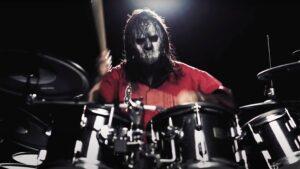 Slipknot Jay Weinberg Nero Forte