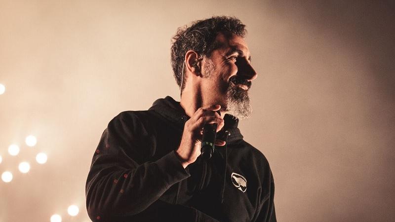 System of a Down SOAD Serj Tankian