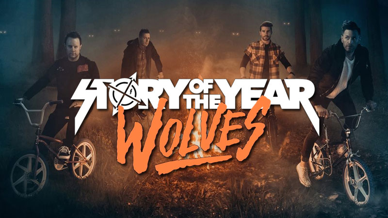 Story of the Year Wolves