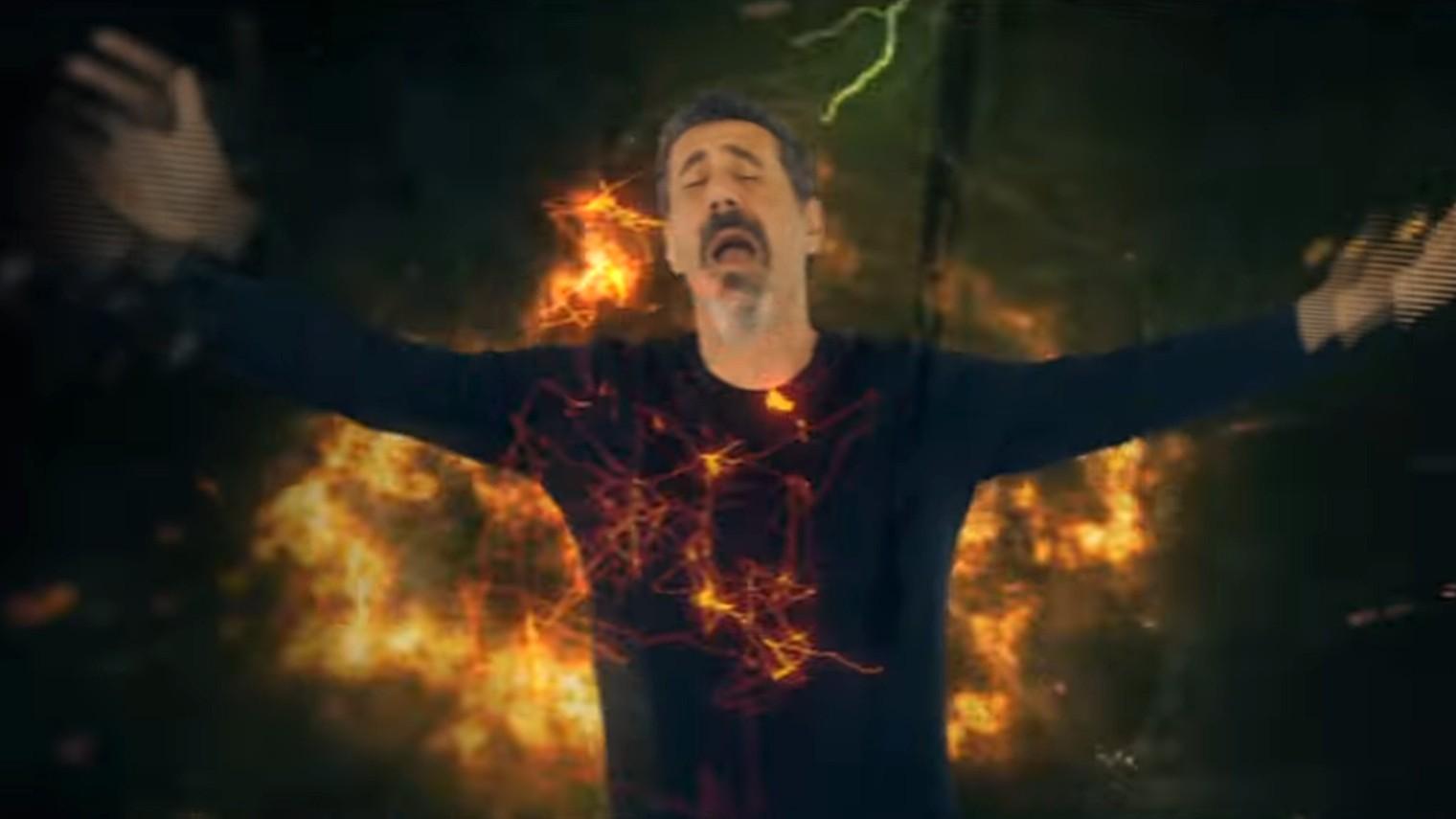 Serj Tankian System Of A Down