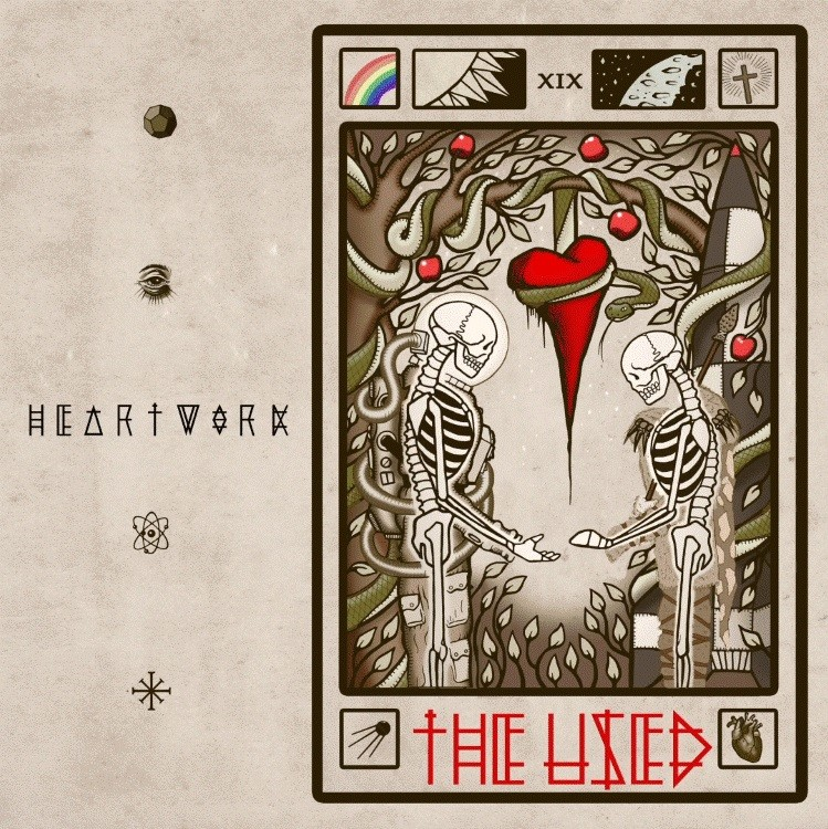 The Used Heartwork