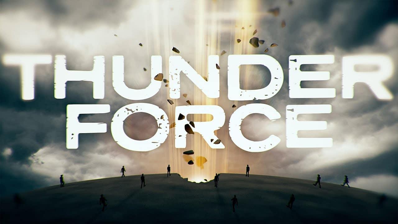 Thunder Force Corey Taylor Lzzy Hale Halestorm Slipknot Stone Sour Ian Scott Anthrax Dave Lombardo Slayer