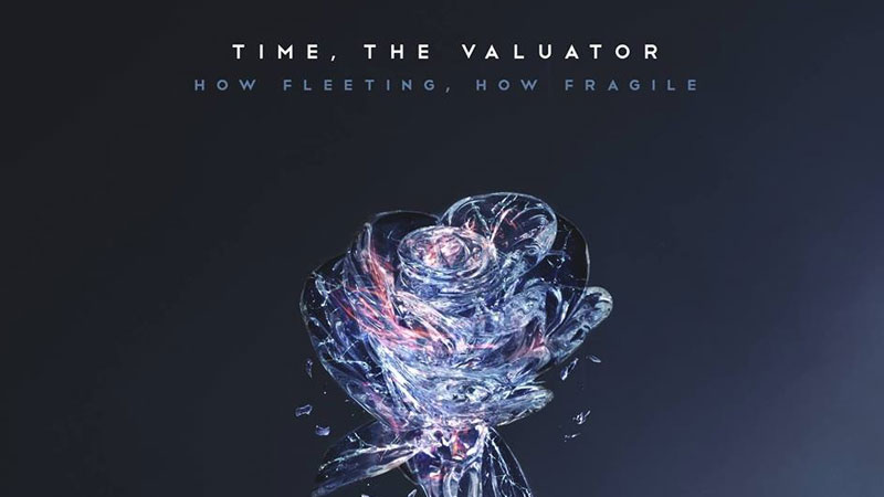 Time, The Valuator How Fleeting How Fragile