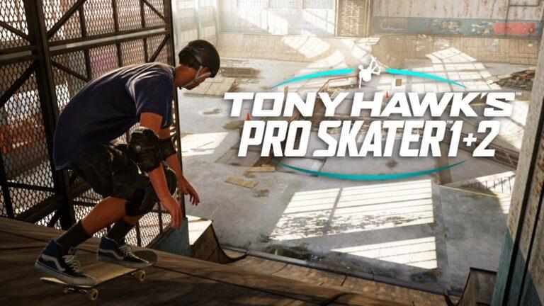 Tony Hawk's Pro Skater Soundtrack Remaster Tony Hawk