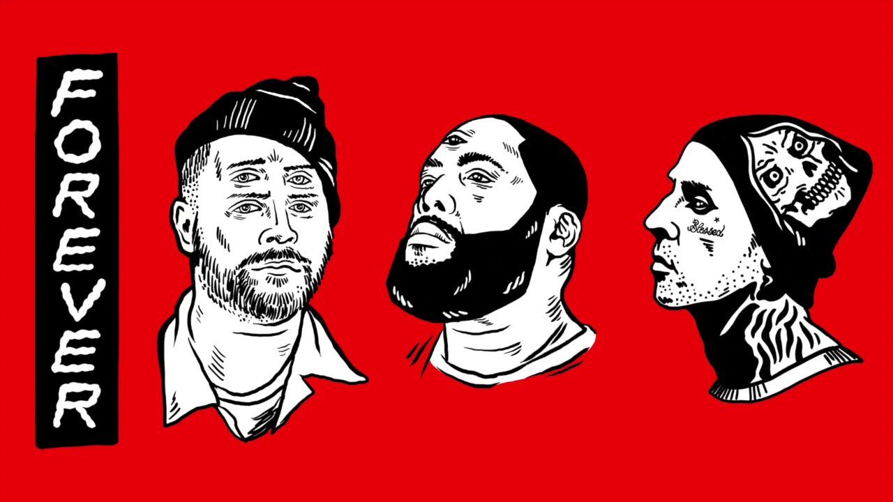 Blink-182 Travis Barker Run The Jewels