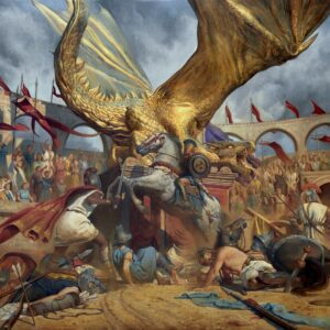Trivium In The Court Of The Dragon