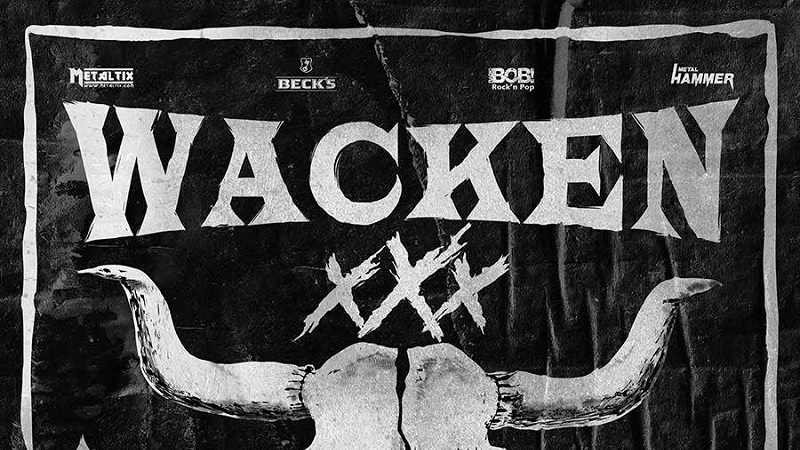 Wacken 2019 Tickets Slayer